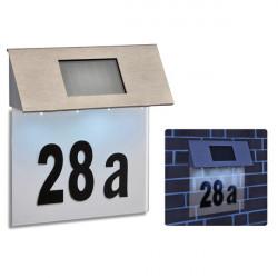 Solárne číslo domu