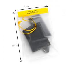 Vodeodolné púzdro 12,5x23,4 cm