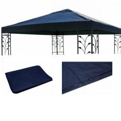 Strešná plachta 3x3m - Lukas - modrá