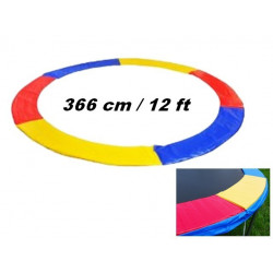 Kryt pružín na trampolínu 366 cm - color