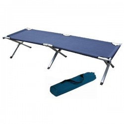 Polná posteľ Alu - modrá