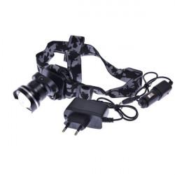 LED čelovka Zoom CREE XM T6