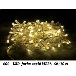 600 - LED svetelná reťaz