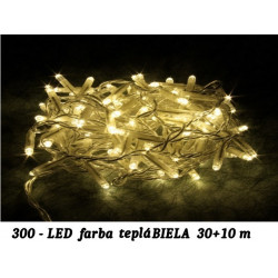 300 - LED svetelná reťaz