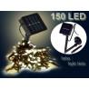 LED svetelná reťaz 150 LED
