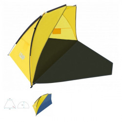 Plážový stan Beach Schelter - žltý