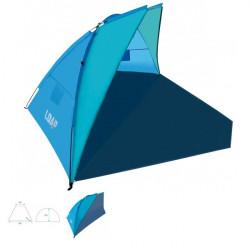 Plážový stan Beach Schelter - modrý