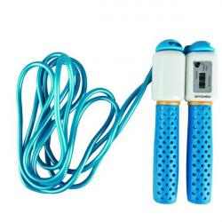 Švihadlo Spokey Counter rope - modré