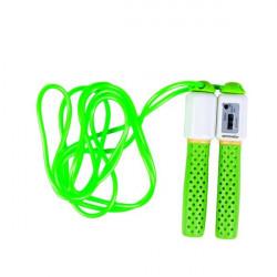 Švihadlo Spokey Counter rope - zelené
