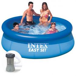 Bazén Easy 244x76 cm + filtácia