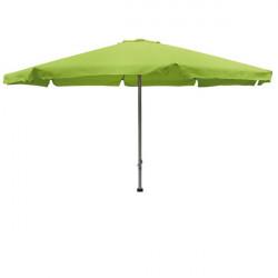 Záhradný slnečník 400 cm Lime