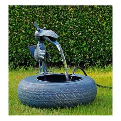 Záhradná fontána Vták 34 cm