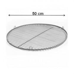 Grilovací rošt 50 cm - oceľ