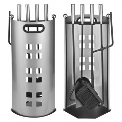 Krbové náradie - Fire - set 5ks