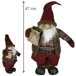 Vianočný škriatok 47 cm