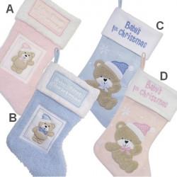 Mikulášska ponožka Baby 40 cm