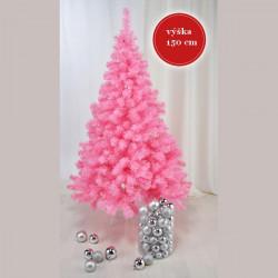 Vianočný stromček 150 cm Pink