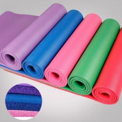Karimatka Yoga matte 180x60x1 cm