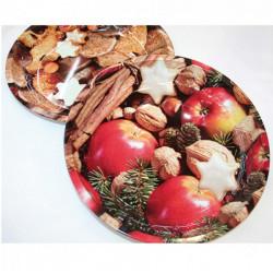 Vianočný tanier 26 cm