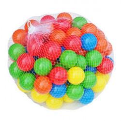 Detské plastové loptičky  100 ks