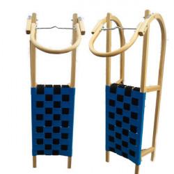 Sánky drevené Proki Apache Blue