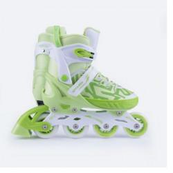 Kolieskové korčule Spokey Turis-biele