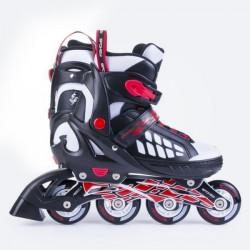 Kolieskové korčule Spokey ROADI - čierne
