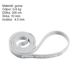 Odporová guma Spokey Power II 0-8 kg