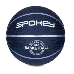 Basketbalová lopta Spokey Magic modrá
