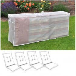 Ochranný obal na záhradné poťahy