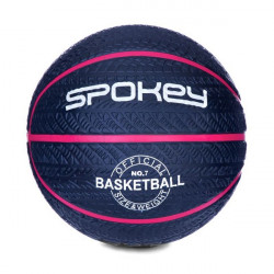 Basketbalová lopta Spokey Magic ružová