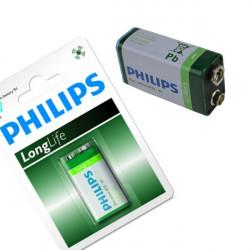 Batéria Philips Longlife 9V