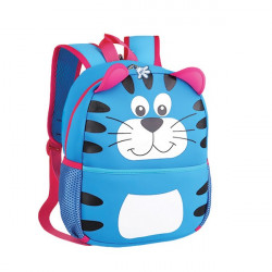Neoprénový detský batoh - tiger