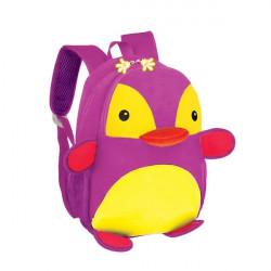 Detský neoprénový batoh - tučniak