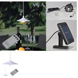 Solárna LED závesná lampa + ovládač