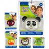 Detská LED čelovka - zvieratá
