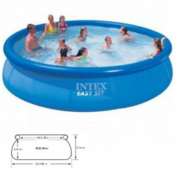Bazén EASY pool set 366x76 cm - bez filtrácie