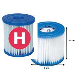 Kartuša do filtrácie Intex - H - 1 ks