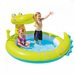Detský bazén Aligátor s rozprašovačom