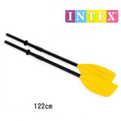 Plastové veslá Intex - skladacie 122 cm