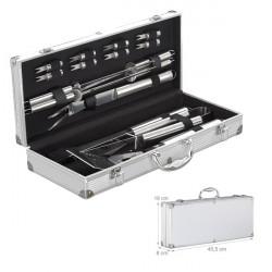 Grilovacia sada v kufríku - 16 dielná