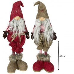 Vianočný škriatok Wichtel  45 cm