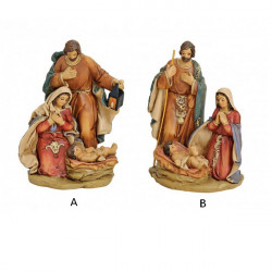 Betlehem Svätá rodina 11 cm
