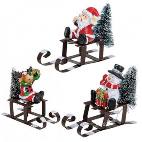 d5ee3f4c9 Vianočná dekorácia- ozdoba Sane - Trampoliny123.sk